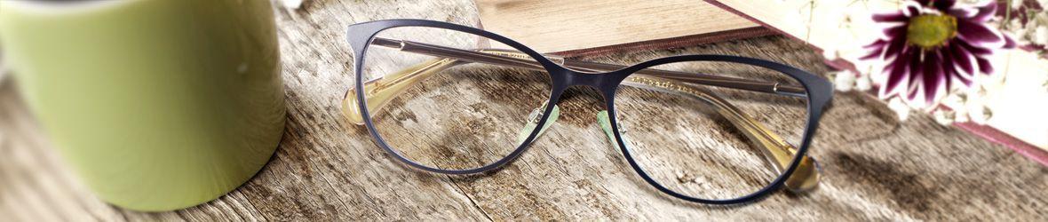 Glassesgallery - Woman glasses banner