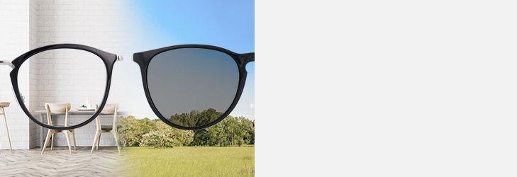 Free Transition Lenses